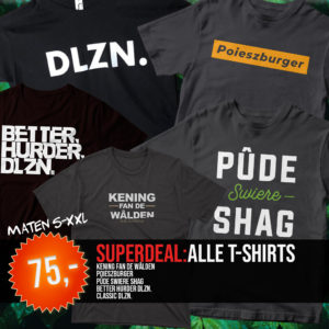 SUPERDEAL: ALLE T-SHIRTS
