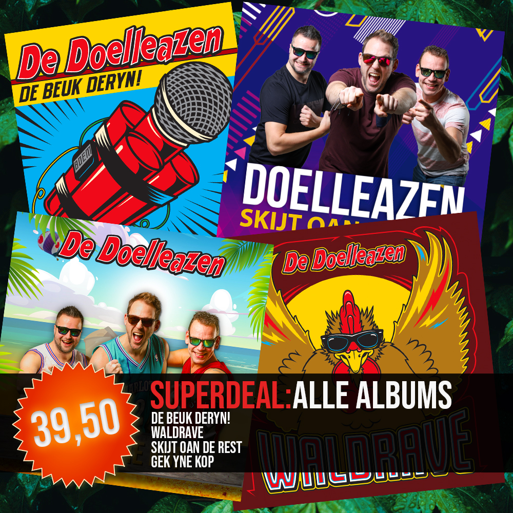 aanbieding_alle_albums_JUNGLE+pricetag3950
